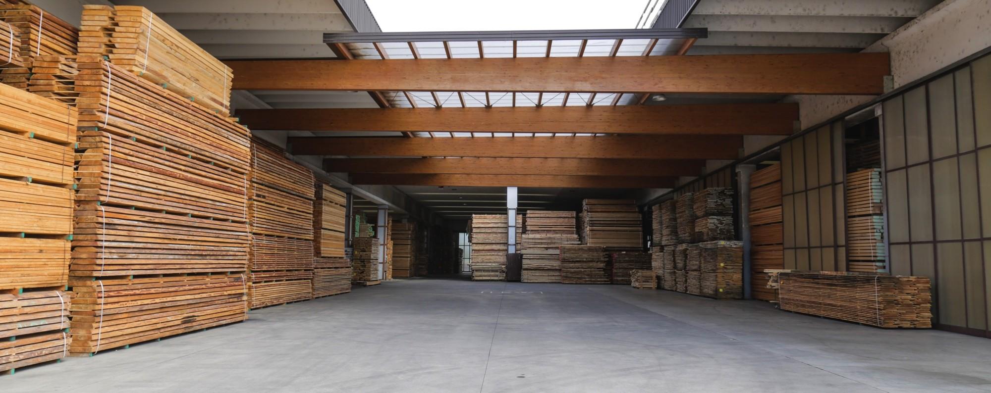Gatti legnami legname da costruzione