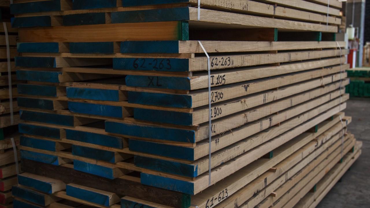 Rovere europeo dal lago legnami - Vendita tavole di legno ...